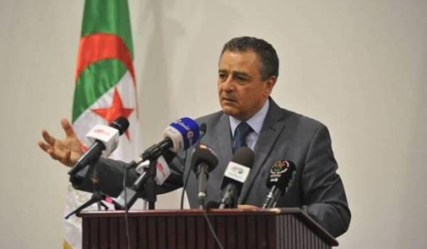 Abdeslam Bouchouareb.