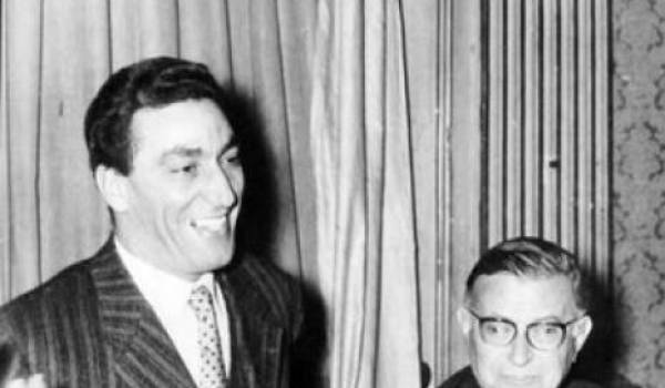 """Tayeb Boulahrouf dixit """"Pablo"""" et Jean-Paul Sartre."""