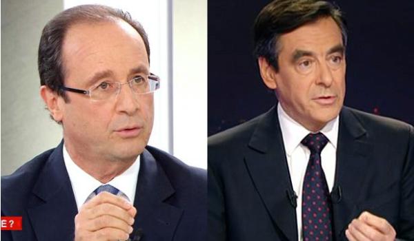 François Hollande répond à François Fillon.