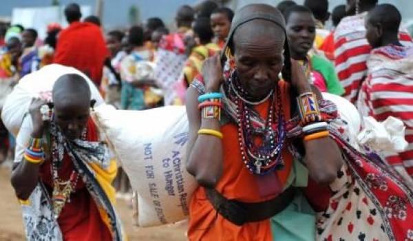 La famine tue dans la corne d'Afrique