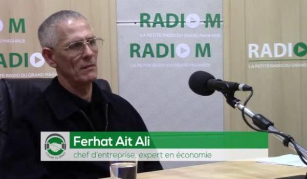 """Scandale Tahkout : """"Le problème c'est le cahier des charges"""" selon Ferhat Ait Ali (Vidéo)"""