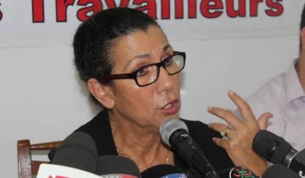 Louisa Hanoune.