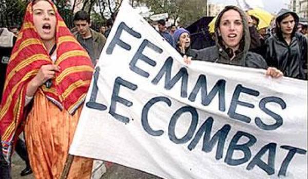 Manifeste pour la dignité et l'intégrité de la femme algérienne