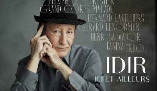 L'immense Idir dans son dernier album disponible dès le 7 avril