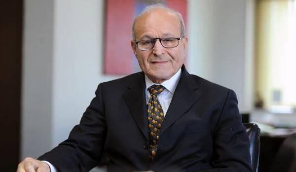 Issad Rebrab, patron de Cevital.