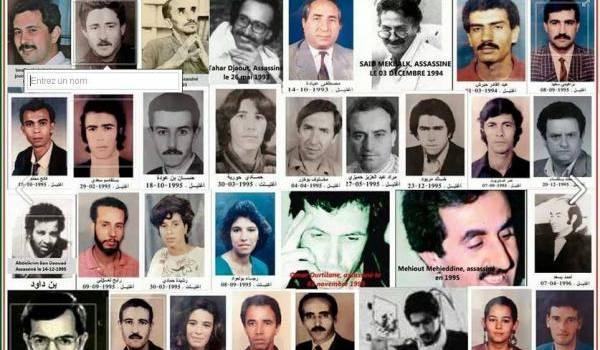 Gardons en mémoire les victimes du terrorisme.