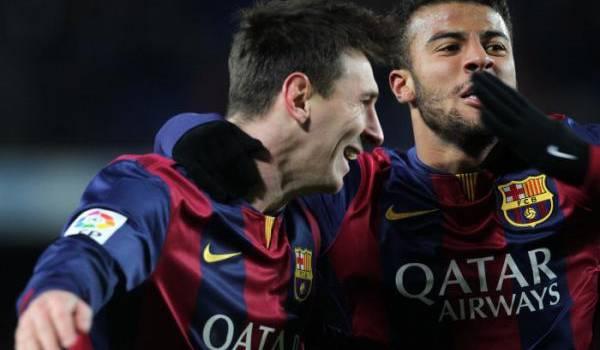 Les stars du FC Barcelone ont fait la différence.