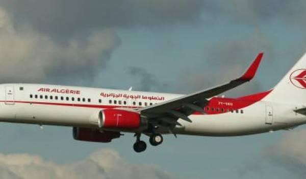 Air Algérie annule des vols mercredi en direction de Paris
