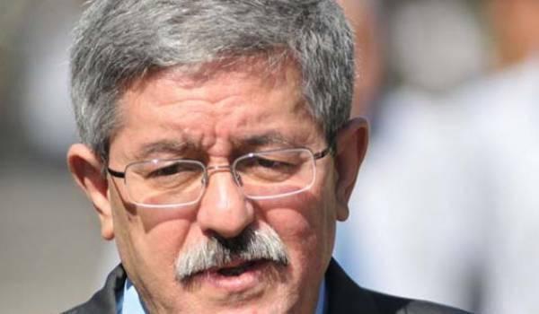 Ahmed Ouyahia, SG du RND.