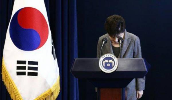 La Cour constitutionnelle limoge la présidente de la Corée du Sud