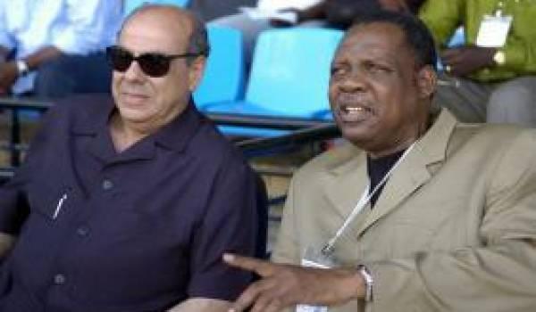 Mohamed Raouraoua et Aïssa Hayatou éliminés de la CAF.