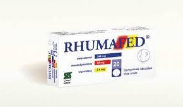 Aucun produit cardiotonique dans les boîtes de Rhumafed, selon Saidal