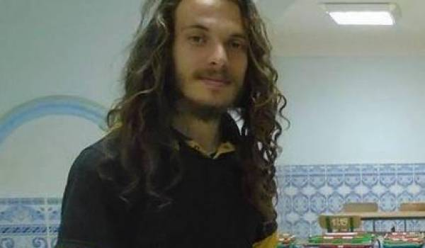Ridha Belgasmi militant de Tamazgha Aurès.