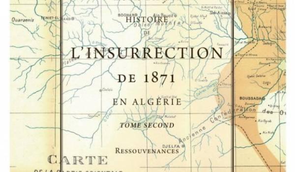 Le livre de Louis Rinn a été republié par les éditions Ressouvenances en 2017