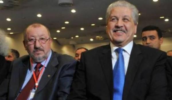 L'indéboulonnable Sidi Said et Abdelmalek Sellal symbolise l'anasthésie du système.