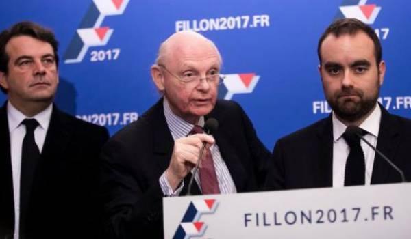 Thierry Solère et Patrick Stefanini ont quitté le staff Fillon