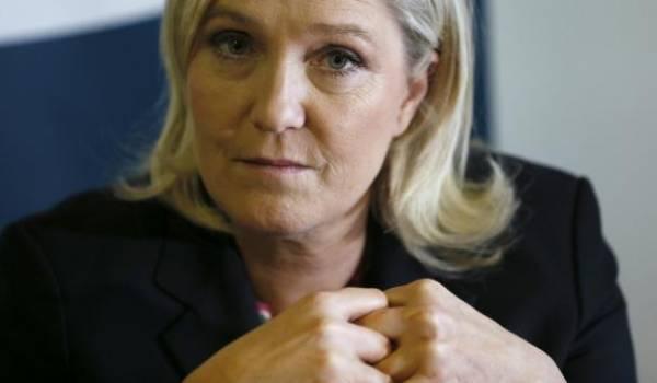 Marine Le Pen, patronne du parti d'extrême droite, FN, a bâti son programme sur le rejet de l'Europe et le racisme.