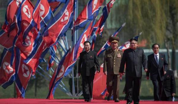 La Corée du Nord dans le viseur des Américains.