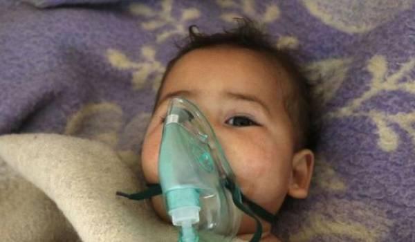 Onze enfants sont déjà morts des suites de cette attaque chimique.