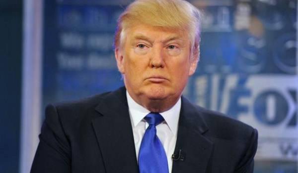 Donald Trump, le président des USA.