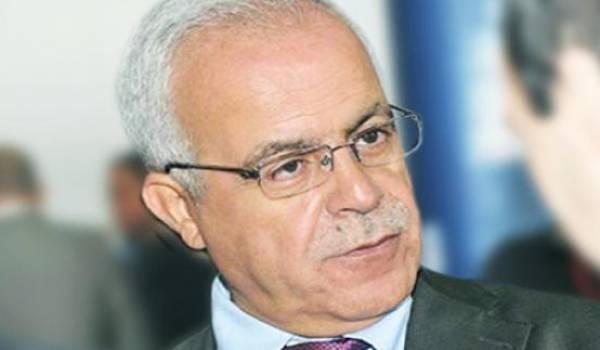 Hamid Grine, le ministre qui veut diriger la presse d'une main de fer.