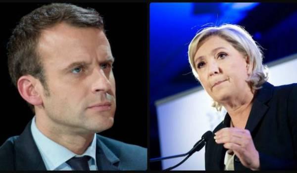 Les Français vont devoir choisir entre Emmanuel Macron et Marine Le Pen