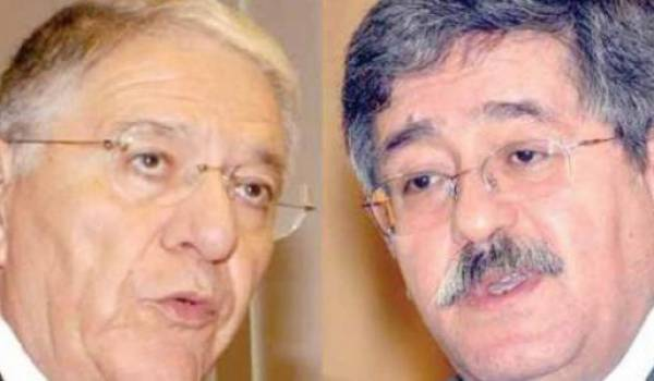 Ouyahia et Ould Abbès se disputent Bouteflika !