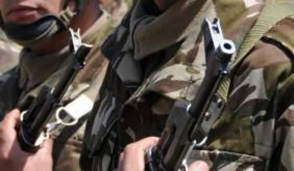 Les unités de l'ANP mènent une lutte impitoyable contre les groupes terroristes.