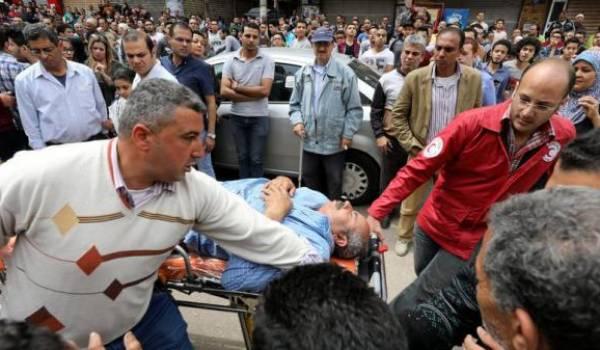 Egypte: au moins 44 morts dans deux attentats de Daech, l'Algérie condamne (Vidéo)