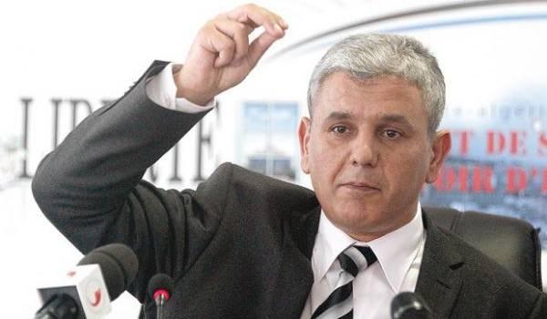 Mohsine Bellabas, président du RCD.