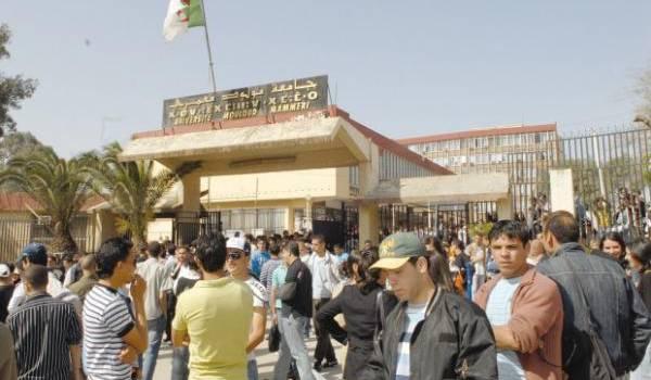 Les enseignants de l'Université de Tizi-Ouzou veulent leur quota de logements.