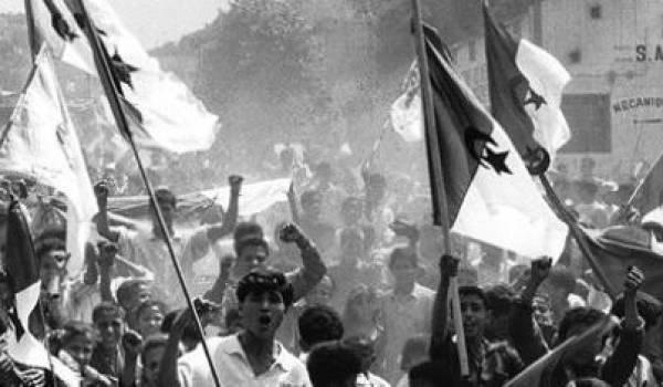 Le 5 Juillet 1962, l'indépendance confisquée. Photo Marc Riboud