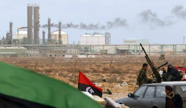 Les champs pétroliers sont souvent le théâtre d'affrontements en milices en Libye.