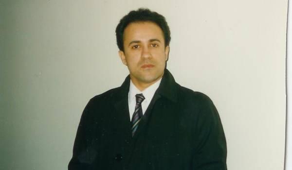Brahim Saci, poète et chanteur d'expression kabyle.
