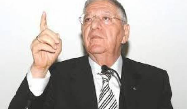 Pour Ould Abbès, le FLN gouvernera l'Algérie pour les 100 ans à venir !
