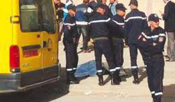 Deux très graves accidents survenus sur la RN 77, à Batna