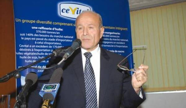 Issad Rebrab subit de nombreux blocages de ses projets en Kabylie.