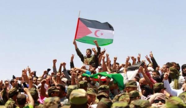 Le Front polisario lutte pour son indépendance depuis 1974