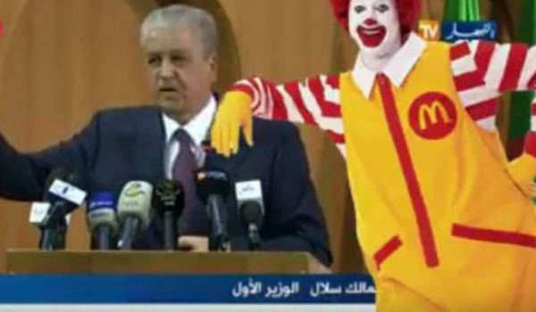 Abdelmalek Sellal,