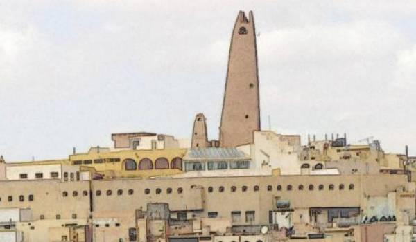 Ghardaia, une retraite de 1000 ans