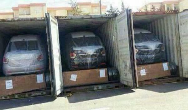 Pour Sellal et sa commission, il n'y a pas de scandale à importer des voitures auxquelles il manque des roues !!!