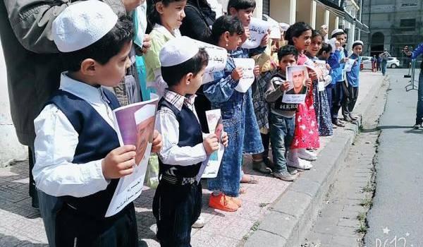 Des familles de détenus mozabites se sont rassemblées à Alger.