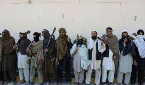 Les talibans gagnent du terrain.