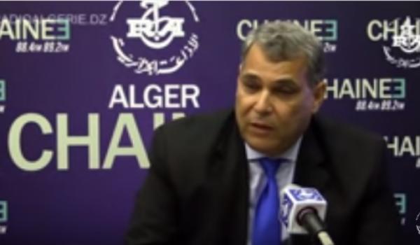 directeur général de la recherche scientifique au ministère de l'Enseignement supérieur, Hafid Aourag.