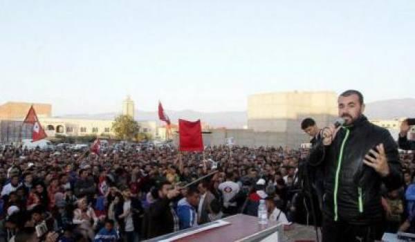 Nasser Zefzafi, le leader de la contestation rifaine arrêté