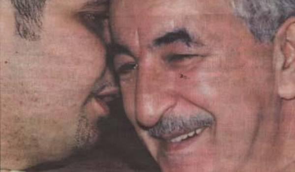Abdelmadjid Tebboune en compagnie de Moumen Khalifa