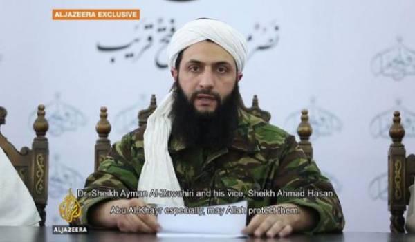 Mohammad al-Jolani, le chef de Fateh al-Cham