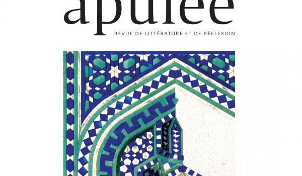 La couverture de la revue