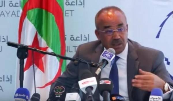 Le ministre de l'intérieur algérien charge les jeunes Youtubers (Vidéo)