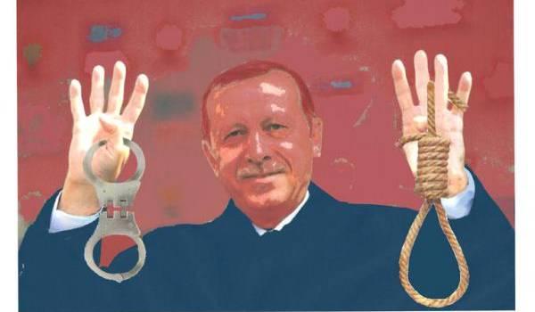 Recep Tayyep Erdogan, l'exemple du leader arrivé par les urnes pour se transformer en autocrate.